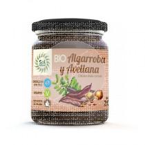 Crema De Algarroba y Avellanas Bio 200 Gr Solnatural