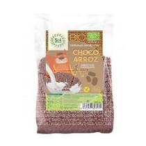 Arroz Hichado con Cacao Biológico sin gluten Solnatural