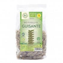 Bio Fusilli guisante eco Sin gluten 250 gr Solnatural