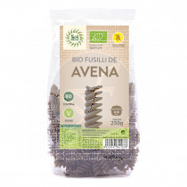 Bio Fusilli avena Eco Sin Gluten 250 gr Solnatural