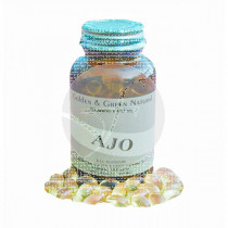 AJO PERLAS 500MG GOLDEN GREEN