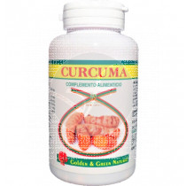 Curcuma capsulas Golden Green