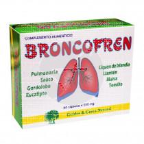 Broncofen 60 capsulas Golden Green