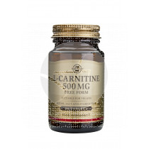 CARNITINA COMPRIM 500MG 30COMP