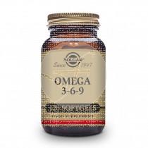 Omega 369 120 perlas Solgar