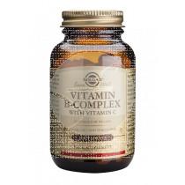 Vitamina B-Complex con vitamina C100 comprimidos Solgar