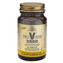 VM 2000 180 COMPRIMIDOS SOLGAR