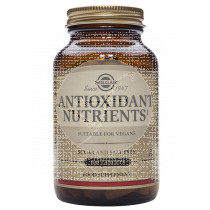 Nutrientes Antiox 50Comp Solgar