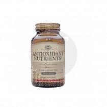 Nutrientes Antiox 100Comp Solgar