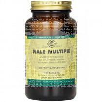 Male Multiple 120 Comp Solgar