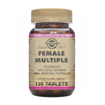 Female Multiple 120 comprimidos Solgar