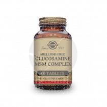 Glucosamina Msm Complex 60 capsulas Solgar