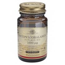 Vitamina B12 1000Mg Metilcobalam Solgar