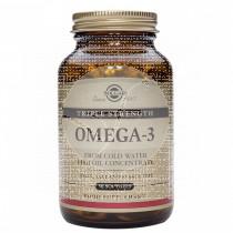 Omega 3 Triple concentracion 50 capsulas Solgar