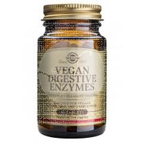 Enzimas Digestivas Vegan Solgar 13456