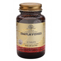 Super concentrado Isoflavonas 60 comprimidos Solgar