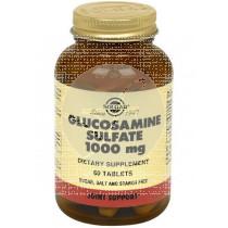 Sulfato Glucosamina 60 comprimidos Solgar
