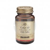 Coenzima Q10 100Mg 30 capsulas Blandas Solgar