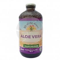 Zumo Aloe Vera Hojas Enteras 946ml Lily Of The Desert