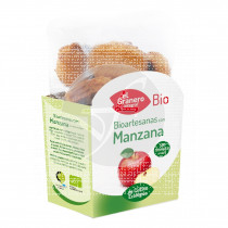 Galletas Bioartesanas con Manzana Granero Integral