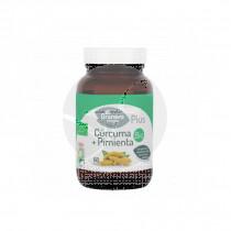 Curcuma con Pimienta Bio 60 capsulas Granero integral