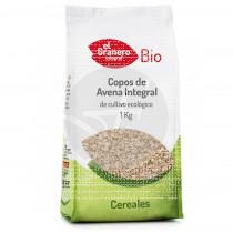 Copos De Avena integral Bio 1Kg Granero integral