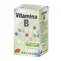 VITAMINA B COMPLEX VALLESOL