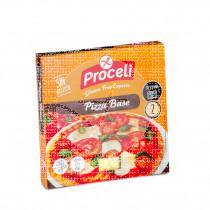 Base De Pizza sin gluten 2x125gr Proceli