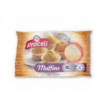 Muffins sin gluten 2 unidades Proceli