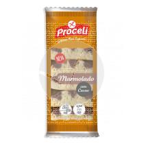 Bizcocho Marmolado con Cacao sin gluten Proceli