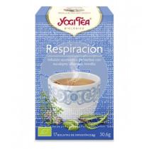 Respiración infusión Yogi Tea