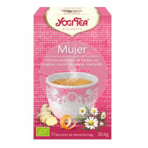 MUJER INFUSION YOGI TEA