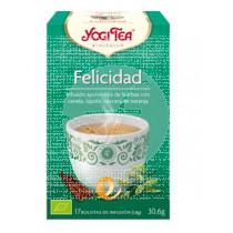 FELICIDAD INFUSION YOGI TEA
