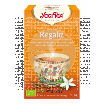 Regaliz Infusion Yogi Tea