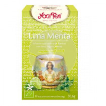 LIMA MENTA INFUSION YOGI TEA