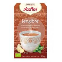 Jengibre infusión bio Yogi Tea