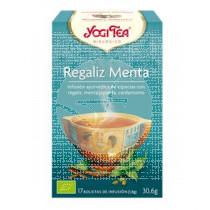 REGALIZ MENTA INFUSION YOGI TEA