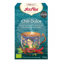 CHILI DULCE INFUSION BIO YOGI TEA