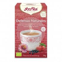 Defensas Naturales infusión Bio Yogi Tea