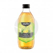 Bebida Infusión Mate y Limón Ecológico Vegano Yogi Tea