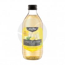 Bebida Vitalidad Jéngibre y Limón Eco 330ml Yogi Tea