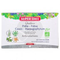 Cuarteto Articulacion Bio 20 ampollas Super Diet