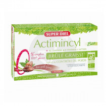 ACTIMINCYL MONODOSIS 10X10ML SUPER DIET