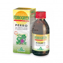 Ferrogreen Plus Jarabe 170ml Specchiasol