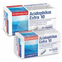 ACIDOPHILUS EXTRA 10 60CAP LAMBERTS