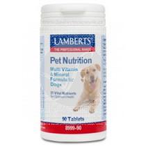 PET NUTRITION VITAMINAS Y MINERALES PARA PERROS LAMBERTS