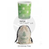 Vela Navidad perfumada Christmas tree + bolsa Cerabella