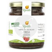 Mermelada De Fresa con Agave Bio Vegano Vegetalia