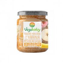 Potito Vegebaby Platano Manzana y Naranja Bio