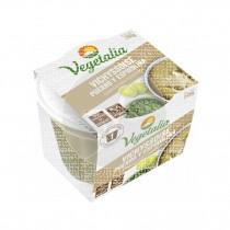 Vichyssoise Puerro y Espirulina Bio 290gr Vegetalia